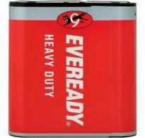 Ενισχυμένη μπαταρία πλακέ φακόυ Eveready 3R12 4.5V