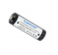Keeppower 14430 - 700mAh, 3,7V Li-ion