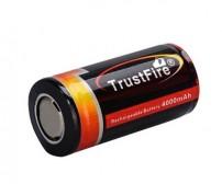 Trustfire ICR 25500 - 4000 mAh 3,7V με προστασία