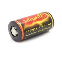 Trustfire 32650 6000mAh 3,6V - 3.7V Προστατευμένη μπαταρία ιόντων λιθίου