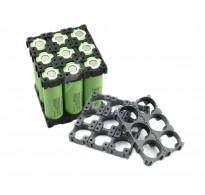 Διαχωριστικό για τρεις μπαταρίες διαμέτρου 18 mm 1 τεμ
