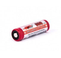 Efest IMR 13450 600mah 3.6V - 3.7V Li-ion battery (positive pole flat)