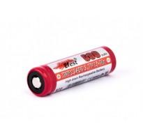 Efest IMR 13450 600mah 3.6V - 3.7V Li-ion battery (positive pole flat)