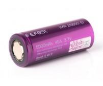 Efest Purple IMR26650 5000mAh, 3,6V - 3,7V, Li-Ion