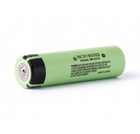 Panasonic NCR18650B 3,6V 3400mAh (Button TOP)