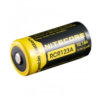 Nitecore NL166 RCR123A 650mAh (1τμχ)