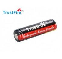 Trustfire 14500 900 mAh 3,7 V Li-ion