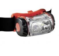 Φακός κεφαλής + κόκκινο φώς Favour Headlight 3AAA / 180LM / 60H
