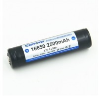 Keeppower 16650 ή 17650 2500mAh 3.6V - 3.7V Li-Ion με προστασία