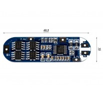 3S PCB - Keeppower XZD-3S1550