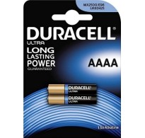 Duracell Ultra AAAA / LR61 / 25A / LR8D425 / MN2500 / MX2500 / E96 2TEM