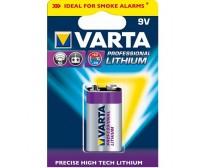 Varta Professional Lithium 9V (1τμχ)