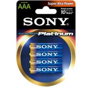 Sony Platinum AAA LR03