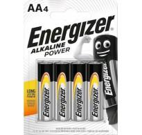 ENERGIZER AA-LR6 / 4TEM ALKALINE POWER