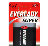 EVEREADY 3R12 4.5V Heavy Duty Tεμ 1