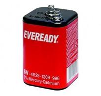 Μπαταρία 4R25 Eveready 6V 966