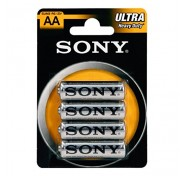 Sony Heavy Duty AA R6