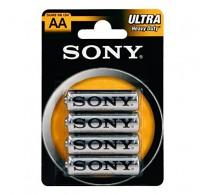Sony Heavy Duty AA R6