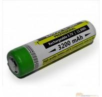Armytek 18650 Li ion 3.7v 3200mAh με προστασία