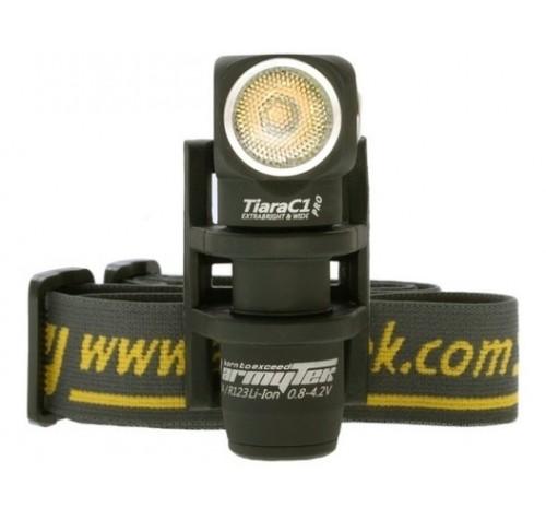 Armytek Tiara C1 Pro v2 XP-L (White). 800 lumen