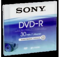 Sony DVD-R 1.4GB 8cm Jewel Case DMR 30A