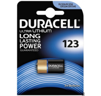 Duracell Ultra CR123Α