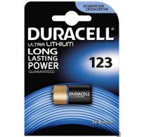 Duracell Ultra CR123Α