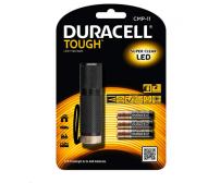 Φακός Duracell Led Tough CMP-11 με μπαταρίες
