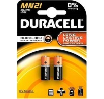 Duracell Security A23 12V (2τμχ)