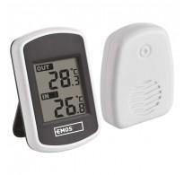 Ασύρματο θερμόμετρο εσωτερικού - εξωτερικού χώρου