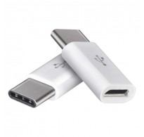 Adaptor USB MICRO B/Female - USB C/Male 2 Τεμάχια
