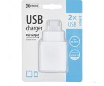Φορτιστής USB  3,1A (15W)