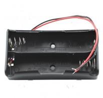 Θήκη για 2 x 18650 Battery Holder 7.4V
