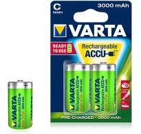 Επαναφορτιζόμενες Varta 56714 Accu C 3000 mAh 1.2v Ready 2 Use