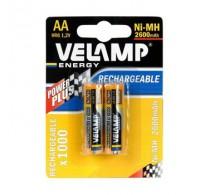 Velamp Επαναφορτιζόμενες ΑΑ 1,2V 2600mAH