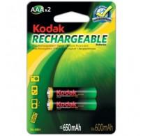 Επαναφορτιζόμενη AAA Kodak K3AHR-2 650 mAh 2 Τεμάχια