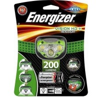 Φακός Κεφαλής Energizer Vision HD+ 3 Led 225 Lumens με Μπαταρίες AAA 3 Τεμ.