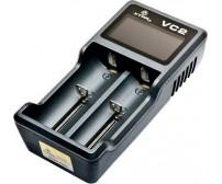 Φορτιστής Μπαταριών Li-Ion XTAR VC2