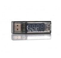 USB Μετρητής Τάσης και Voltage XTAR VI01