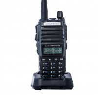 BAOFENG UV-82 UHF / VHF 5 watt Walkie Talkie - BLACK