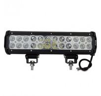 Προβολέας LED αδιάβροχος 72W δουλεύει απο 12V εως και 32V για βάρκες τρακτέρ φορτηγά αυτοκίνητα