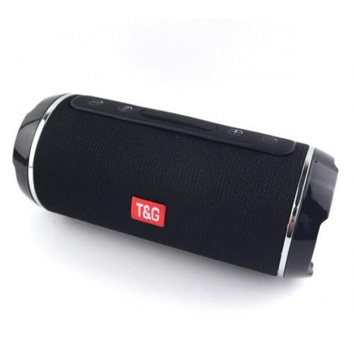 Φορητό αδιάβροχο  Ηχείο Bluetooth T&G TG-116 Μαύρο