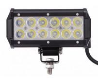 Προβολέας LED αδιάβροχος 36W 60°δουλεύει από 12V έως καί 32V για βάρκες τρακτέρ φορτηγά αυτοκίνητα