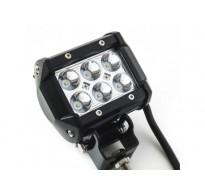 Προβολέας LED αδιάβροχος 18W 30° δουλεύει από 9V έως και 32V για βάρκες τρακτέρ φορτηγά αυτοκίνητα