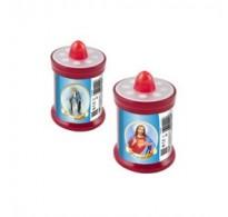 Κεράκι LED Χριστός- Παναγία GMIL01