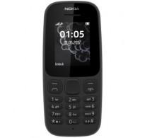 Nokia 105 2017 Dual Sim Black Ελληνικό μενού GR