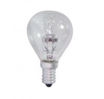 Eurolamp 147-88430 Λάμπα Αλογόνου ECO Σφαιρική 30% 28W E14
