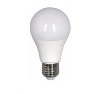 ΛΑΜΠΑ LED Eurolamp SMD ΚΟΙΝΗ 6W Ε27 3000K Θερμό 240V 147-80210