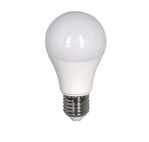 ΛΑΜΠΑ LED Eurolamp SMD ΚΟΙΝΗ 8W Ε27 6500K Ψυχρό 240V 147-80201