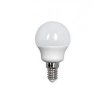 ΛΑΜΠΑ LED Eurolamp SMD ΣΦΑΙΡΙΚΗ 5W Ε14 3000K Θερμό 240V 147-80231